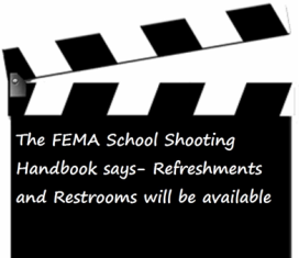 FEMA refreshments